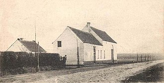 Decoster's house - Decoster's house (c. 1900)