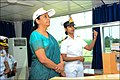 Defence Minister Nirmala Sitharaman visits INS Parundu and INS Kattabomman (4).jpg