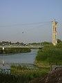 Deir ez-Zor, Die französische Hängebrück über den Euphrat (37819143375).jpg
