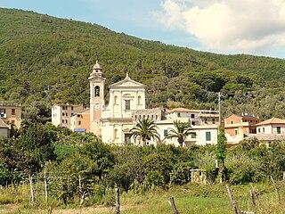 Deiva Marina Comune in Liguria, Italy