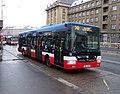 Dejvická, autobus 340 na Evropské.jpg