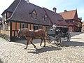 Den gamle By - Hestevogn.jpg