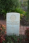 Deniliquin War Cemetery Headstone - Williams KG.JPG