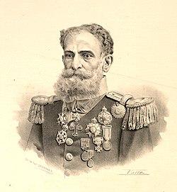 Generalíssimo Manuel Deodoro da Fonseca, de Valle. Fundação Biblioteca Nacional