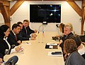 Deputy Secretary Sullivan Meets With Ukrainian Prime Minister Groysman in Denmark (42327515444).jpg