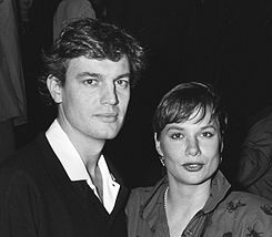 Derek de Lint and Monique van de Ven 1986.jpg