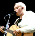 Dermot Kennedy performing at 2019 Lowlands Festival.png