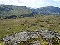 Descending High Scarth Crag - geograph.org.uk - 1322827.jpg