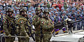 Desfile Militar Conmemorativo del CCV Aniversario del Inicio de la Independencia de México. (21463712252).jpg