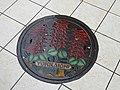Designed manhole - panoramio.jpg