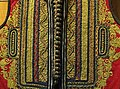 Detail of Traditional Embroidered Woman's Jacket - Ethnographic Museum - Berat - Albania (41795536194).jpg