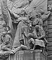 Detail of West Face, Soldiers' and Sailors' Monument, Indianapolis, Ind. (LC-D4-17332).jpg