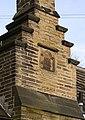 Detail of chimney, Bay Hall, Huddersfield - geograph.org.uk - 346690.jpg