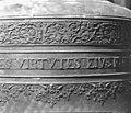 Detail van een der vroegere carillonklokken door F. en P.Hemony, thans luidklok - Arnhem - 20024807 - RCE.jpg
