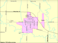 Detailed map of Lucas, Kansas.png