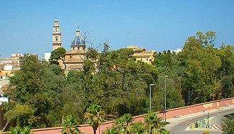 Burjassot - Image: Devesa del Castell i Sant Miquel