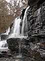 Devil's Den State Park water fall.jpg