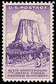 Devils Tower 3c 1956 issue U.S. stamp.jpg