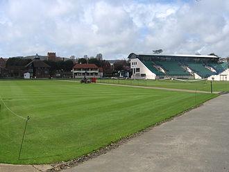 Devonshire Park Lawn Tennis Club - Image: Devonshire Park