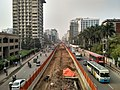 Dhaka Mass Rapid Transit Development Project work (3).jpg