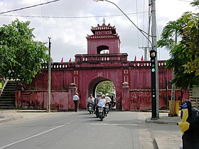 Dien Khanh eastern gate backward.JPG