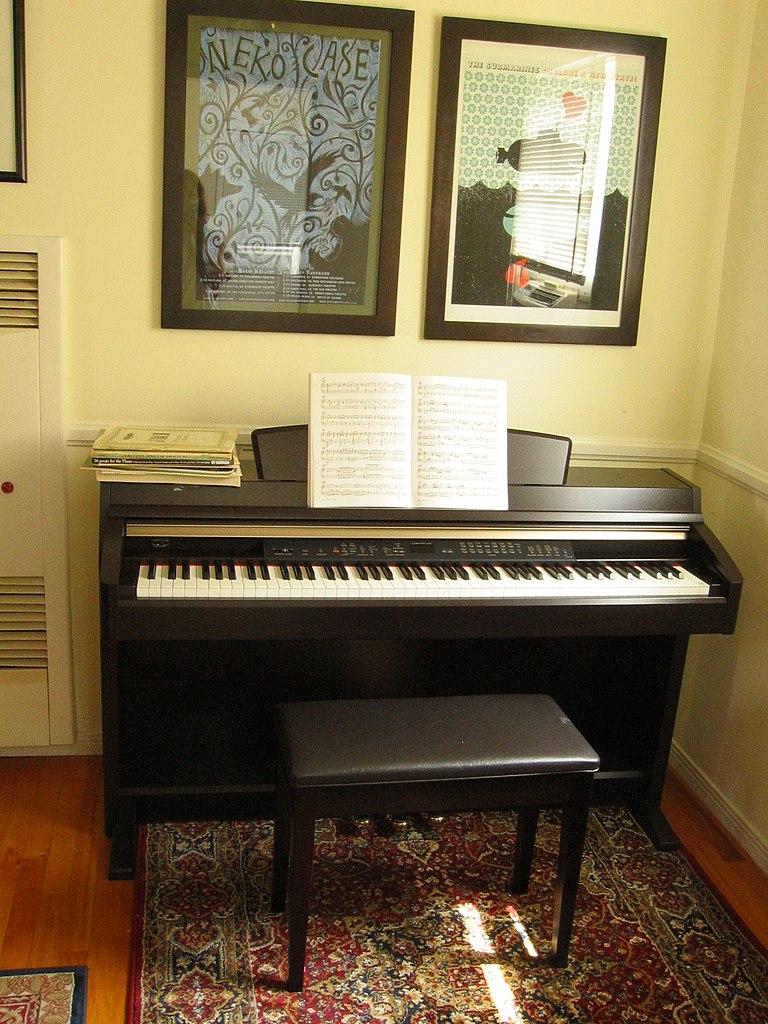 Yamaha Digital Piano Philippines