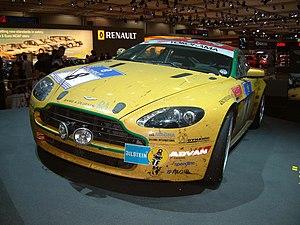 Aston Martin Vantage N24 - Aston Martin GT2