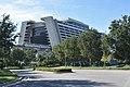 Disney's Contemporary Resort Arriving Monorail Teal.jpg