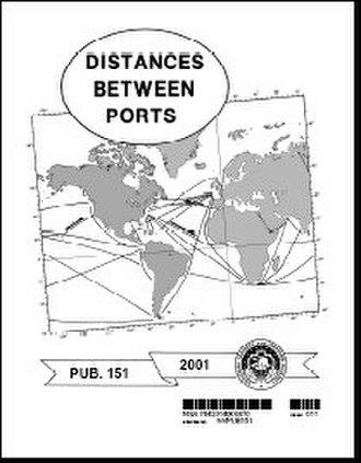 Distances Between Ports - Image: Distances between ports