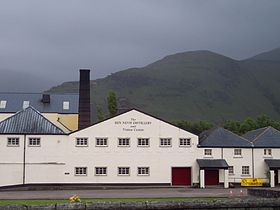 Image illustrative de l'article Ben Nevis (distillerie)