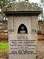 Diver's gravestone. Caputh graveyard. - geograph.org.uk - 562783.jpg