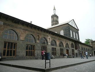 Diyarbakır - Great Mosque of Diyarbakır