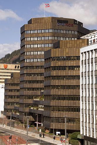 DNB ASA - DnB NOR offices in Bergen until December 2013