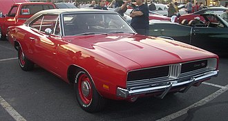 Dodge Charger (B-body) - 1969 Dodge Charger R-T