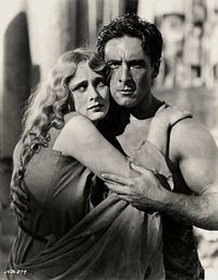 Dolores Costello-George O'Brien in Noah's Ark.jpg