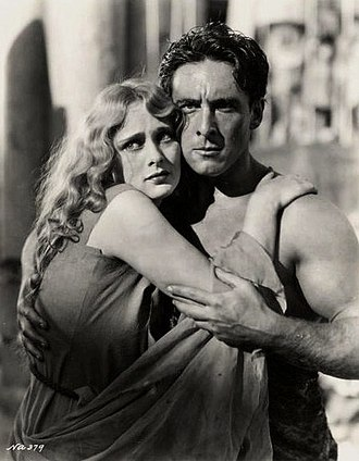 George O'Brien (actor) - George O'Brien and Dolores Costello in a still from the 1928 film Noah's Ark