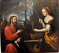 Domenico fiasella (il sarzana), cristo e la samaritana, da oratorio di s. silvestro, ge.JPG