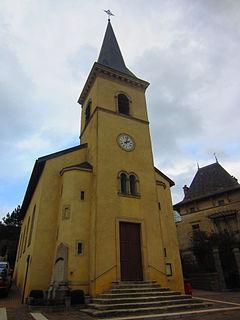 Dommartemont Commune in Grand Est, France