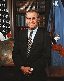 Donald Rumsfeld Wikipedia