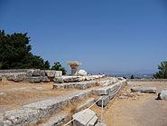 Doric Temple of Asclelpius 2008 1