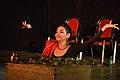Dorothy Bhattacharya Dancing With Rabindra Sangeet - Sriniketan - Birbhum - 2017-10-21 5179.JPG