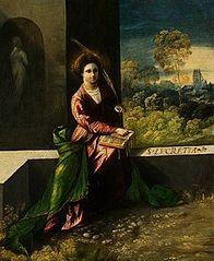 Saint Lucretia