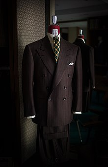 Double Breasted Striped (Ropestripe) – Dark Brown Pinstripe Suit.jpg