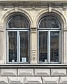 Double window of the D.A. Sturdza House, from Bucharest (Romania) 1.jpg