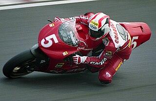 Doug Chandler American motorcycle racer