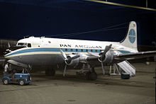 Douglas DC-4, N88886, Pan American World Airways.jpg