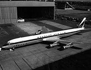 Douglas DC-8-60 Prototype