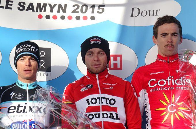 Dour - Le Samyn, 4 mars 2015, arrivée (D20).JPG
