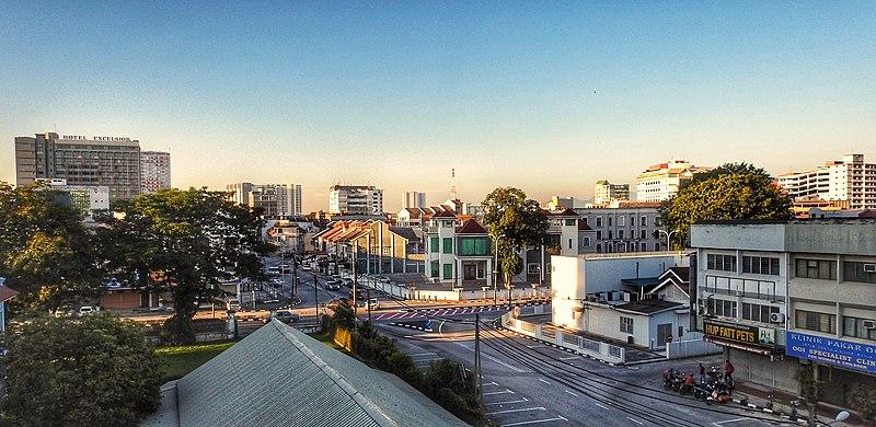 File:Downtown Ipoh, Perak, Malaysia.jpg