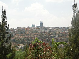 Kigali – Veduta